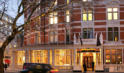 Connaught Hotel, London, Ühendkuningriik